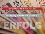 Privatdarlehen ab 10.000,-€, bankunabhängige Projektfinanzierung bis über 100 Mio.