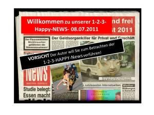 Willkommen zum 1-2-3-Happy-LiveJournal-News vom 08.07.2011