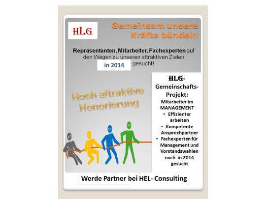 Partner bei HEL-Consulting werden