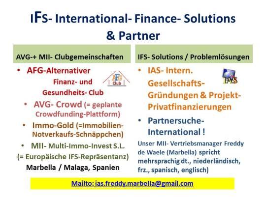 IFS-und Partner-Highlights