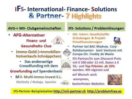 IFS-7 Highlights