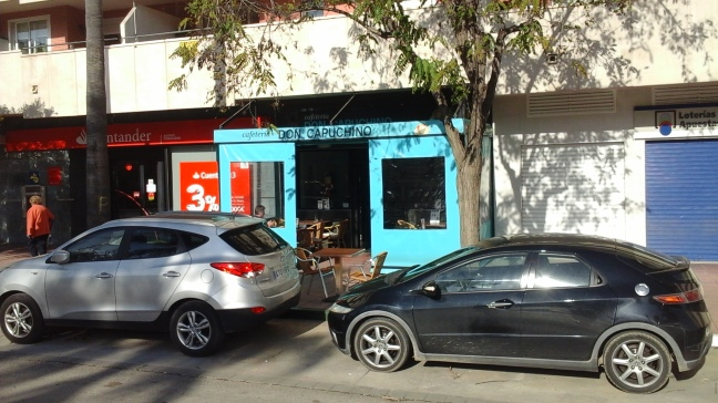 Cafeteria La Capucino